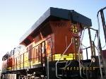 BNSF ES44DC 7666