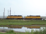 UP 3138, and UPY 822