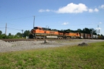 BNSF 1078 is on 33G
