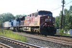 CP 9809 heads for Butler and the Wabash