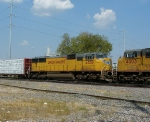 UP 4003 & UP 4550