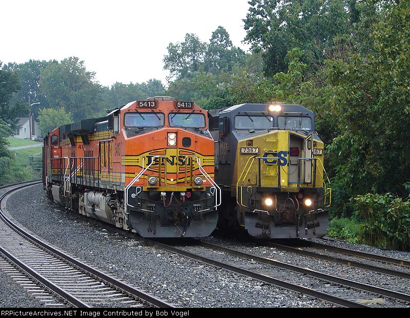 BNSF 5413