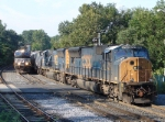 CSX 4769 with Q418