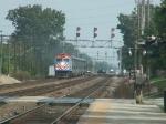 Amtrak and Metra