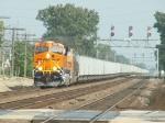 BNSF 6050 Rolling West