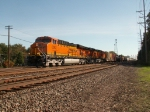 BNSF 6082 goes West