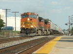 BNSF Thundering West