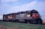 Ex-SP 7299/DRGW 3128
