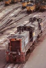 Ex-SP 2635 & 2588