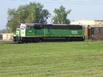 BNSF 9252