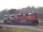 BNSF 9334 & BNSF 9335