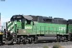 BNSF GP38-2 2260
