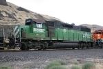 BNSF GP38-2 2322