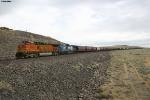 BNSF 5008 West