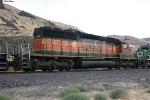 BNSF SD40-2 7143