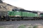 BNSF SD40-2 7881