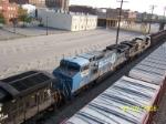 Ex Conrail now NS 8424