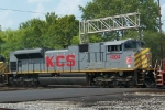 Closeup of KCS 4004