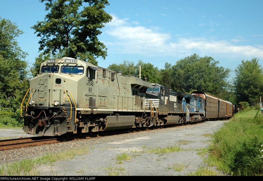 NS 11R NS 7549