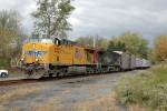 NS 30T UP 5307 Building America engine