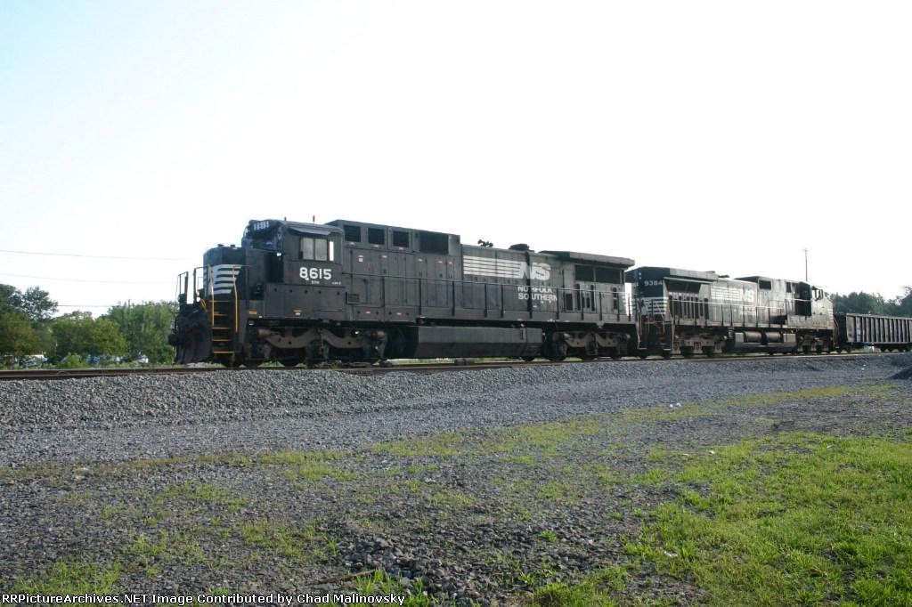 NS 8615 on BO9