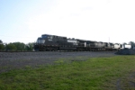 NS 9667 follows close behind with Mail 9