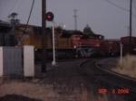 UP 1996, 8336 near the Toledo wye