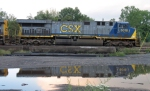 CSX 5016 at Keyser, WV