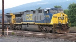 CSX 5016 poses at Keyser, WV