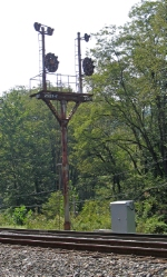 The signals at Amblersburg 2