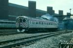 Massachusetts Bay Tranportation Authority Budd RDC1 No. 70