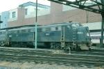 Massachusetts Bay Transportation Authority EMD E8A No. 4261