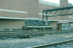 Massachusetts Bay Transportation Authority EMD GP9 No. 7536