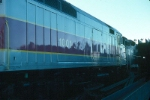 Massachusetts Bay Transportation Authority EMD F40PH No. 1001