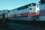 Massachusetts Bay Transportation Authority EMD F40PH No. 1005
