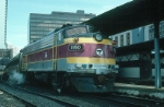 Massachusetts Bay Transportation Authority Rebuilt EMD FP10 No. 1150