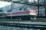 Massachusetts Bay Transportation Authority EMD F40PH No. 1006