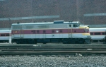 Massachusetts Bay Transportation Authority Rebuilt EMD FP10 No. 1151