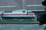 Massachusetts Bay Transportation Authority EMD F40PH No. 1012