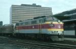 Massachusetts Bay Transportation Authority Rebuilt EMD FP10 No. 1104