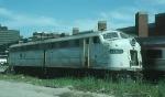 Massachusetts Bay Transportation Authority (MBTA) EMD E8A No. 4261