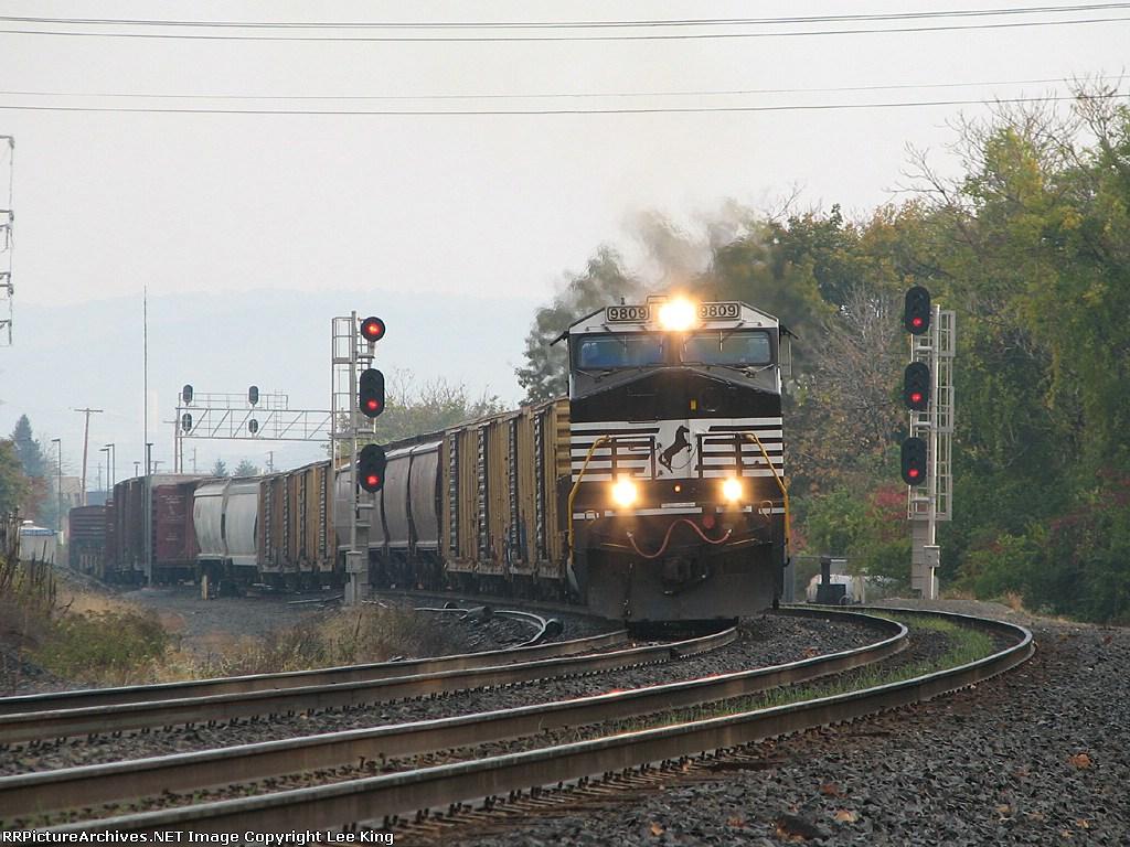 NS 9809 34A