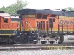 BNSF ES44DC 7620
