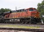 BNSF ES44DC 7792