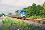 Amtrak WB