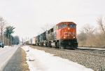 CSX Q620 at Kirkville, NY