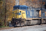 CSXT 227 (AC44CW) 