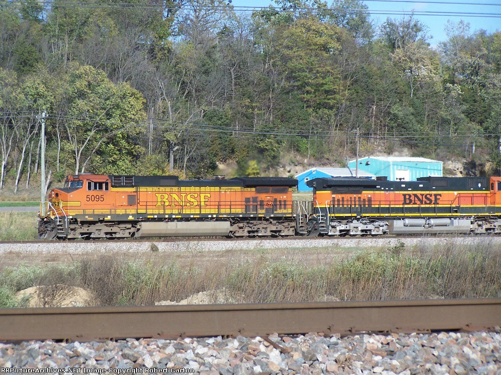 BNSF 5095