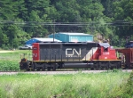 New Addition to RRPictureArchives.net: IC 6200 in CN Paint