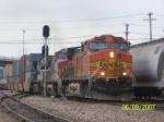 BNSF C44-9W 5442